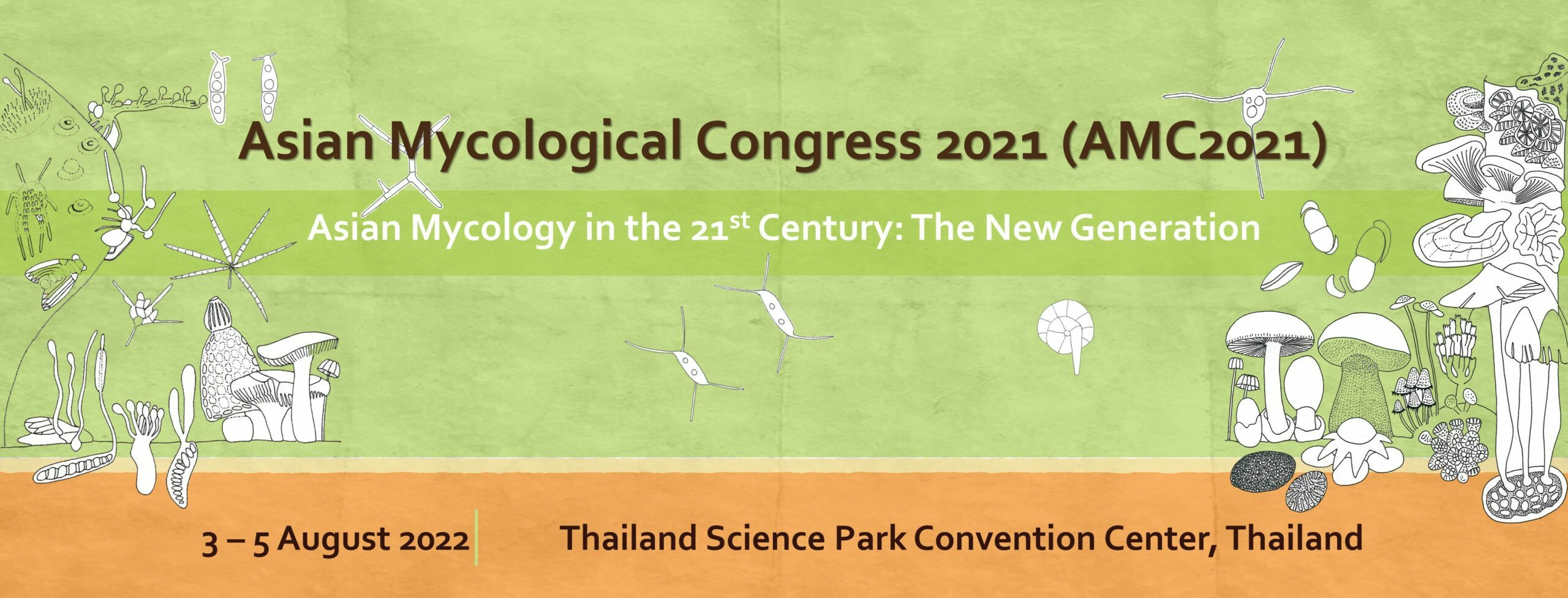 Asian Mycological Congress 2021 (AMC2021)